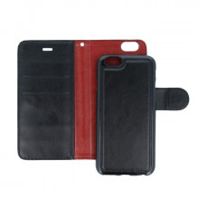 FLIP COVER SMART 2W1 IPHONE X CZARNY