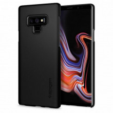 NAKŁADKA SPIGEN THIN FIT SAM N960 NOTE 9 CZARNA