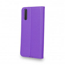 FLIP COVER SMART MAGNET SAM A705 GALAXY A70 FIOLETOWY
