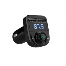 TRANSMITER FM CAR X8 2xUSB BLUETOOTH