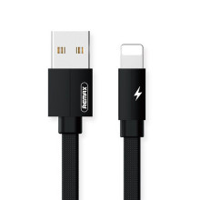 KABEL USB LIGHTNING KEROLLA RC-094i REMAX 2 metry CZARNY