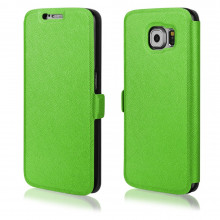 "FLIP COVER ""SOFT"" HUAWEI G8 ZIELONY"