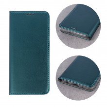 FLIP COVER SMART MAGNETIC XIAOMI MI NOTE 10 LITE CIEMNOZIELONY