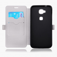 "FLIP COVER ""SOFT"" SAM GALAXY J5 CZARNY"