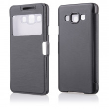 FLIP CASE MAGNETIC SAM G920 GALAXY S6 CZARNY