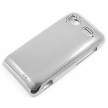 ALU SURAZO CASE iPhone 4S SREBRNY