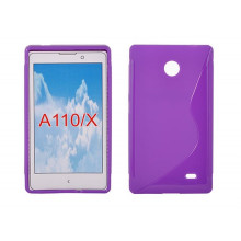 "BACK CASE ""S"" ALC 6030 IDOL FIOLET"